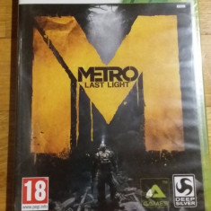 JOC XBOX 360 METRO LAST LIGHT SIGILAT ORIGINAL PAL / by WADDER - Jocuri Xbox 360, Shooting, 18+, Single player