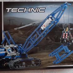 Lego Technic Original 42042 Crawler Crane Macara pe şenile Nou Sigilat Original, 6-10 ani
