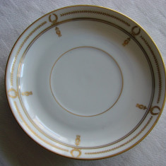 Frumoasa farfurioara pentru ceasca din portelan fin ROSENTHAL, Farfurii