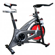 Bicicleta indoor cycling inSPORTline Signa - Bicicleta fitness inSPORTline, Max. 120