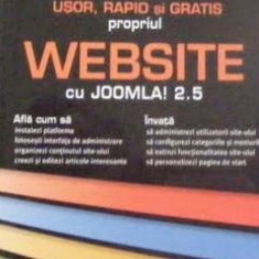 Website cu JOOMLA! 2.5