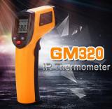 Termometru Infrarosu Digital Non-Contact pistol laser -50/+380 +BATERII