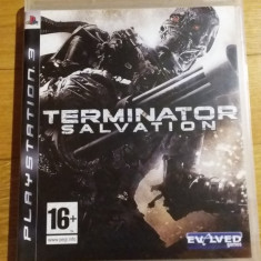 PS3 Terminator salvation - joc original by WADDER - Jocuri PS3 Altele, Shooting, 16+, Multiplayer