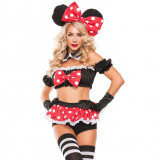 Z416 Costum tematic Minnie Mouse