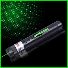 LASER VERDE POINTER, GAURESTE PUNGI NEGRE - Laser pointer