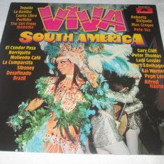 Various - Viva South America _ vinyl, LP, compilatie, Germania - Muzica Latino Altele, VINIL
