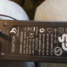 Incarcator 24V 2A + Cablu Alimentare