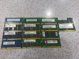 Lot 14 memorii laptop 1Gb ddr2 667Mhz si 800Mhz , se vand la pretul final.