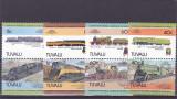 Locomotive ,Tuvalu., Nestampilat