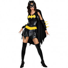 M108 Costum Halloween Batgirl, Marime: S/M
