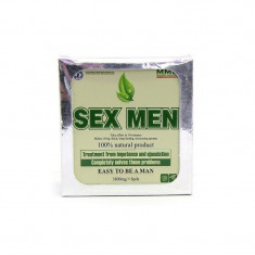 Sex men - Pastile Potenta - Stimulente sexuale