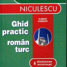 Kamer Hameed - Ghid practic roman-turc - 688926 - Ghid de conversatie niculescu