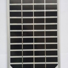 Panau fotovoltaic solar 5w - Panou solar