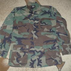 Tinuta militara-veston - Uniforma militara U.S. Marshall, Marime: M/L, Culoare: Multicolor