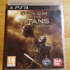 PS3 Clash of the titans The videogame - joc original by WADDER - Jocuri PS3 Altele, Actiune, 16+, Multiplayer