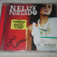 Nelly Furtado - Loose _ CD, album, UE - Muzica R&B Altele