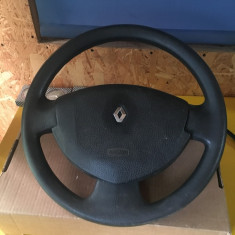Volan+Air bag Renault Clio Megane din dezmembrari se vand si separat