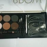 Kit complet pentru sprancene USHAS Mac Cosmetics