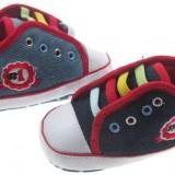 Pantofiori baietei tip adidas - #1