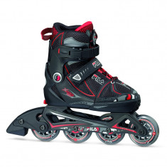 Role copii FILA X-One black/red