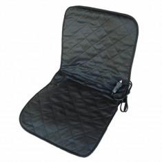 Perna Incalzire Scaun Auto cu Termostat Protectie - husa incalzire scaune - Husa scaun auto