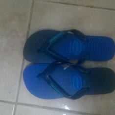 Slapi havaianas - Slapi barbati Havaianas, Marime: 41-42, Culoare: Bleu
