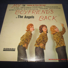 The Angels - My Boyfriend's Back _ vinyl, LP, album, SUA - Muzica Pop Altele, VINIL