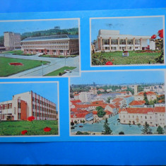 HOPCT 25893 ZALAU -JUD SALAJ -CIRCULATA - Carte Postala Crisana dupa 1918