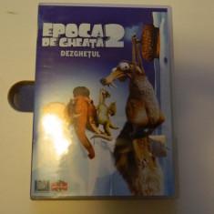 DVD Epoca de gheata 2, Dezghetul, 86 minute, film animatie copii si adulti, Romana