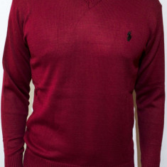 Pulover Polo by Ralph Lauren - pulover barbati pulover grena pulover ralph, Marime: M, L, XL, Culoare: Albastru, Gri, Mustar, Negru