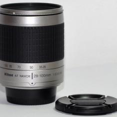 Vand obiectiv NIKON AF 28-100mm - Obiectiv DSLR Nikon, Autofocus, Nikon FX/DX