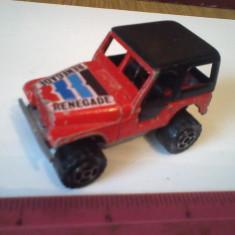 Bnk jc Majorette - Jeep Renegade