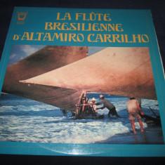 Altamiro Carrilho – La Flûte Bresilienne D' Altamiro Carrilho _ vinyl(LP)Italia - Muzica Latino Altele, VINIL
