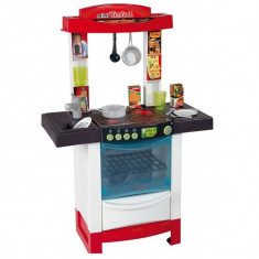 Bucatarie Cook Tronic alba 24698 Smoby