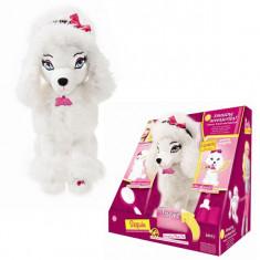 Catelul Barbie Sequin - plus interactiv Intek