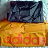Geanta adidas Teambag Orange L47XH25Xl20cm cu geanta toaleta inclusa L39xl29cm