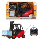 Stivuitor Work Master cu telecomanda 3412860 Dickie - Vehicul