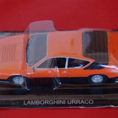 LOT 25 - Machete Lamborghini Urraco + GAZ ZIM 12 scara 1:43 - Macheta auto
