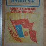 LOT 2 PROGRAME / PROGRAM RADIO TV 26 NOE-6 DEC 1978 /12-18 NOE 1978