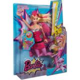 Papusa Barbie Super Power Princess - Papusa Kara Princess 2 in 1 CDY61 Mattel