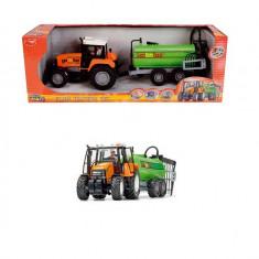 Tractor cu cisterna pentru stropire - Farm tractor set 3474601 Dickie