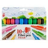 Set 10 markere groase