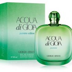 PARFUM ARMANI ACQUA DI GIOIA JASMINE 100 ML ---SUPER PRET, SUPER CALITATE! - Parfum femeie Armani, Altul
