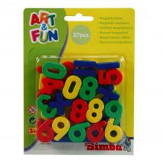 Cifre magnetice 4591457 Simba - Jocuri Litere si Cifre