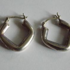 Cercei de argint - 371 - Cercei argint