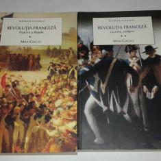 MAX GALLO-REVOLUTIA FRANCEZA~1.Poporul si Regele+2.La arme, cetateni !~Vol.1.2. - Roman istoric