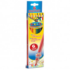 Set creioane colorate 6 buc