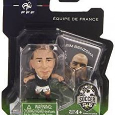 Figurina jucator de fotbal, Karim Benzena Soccerstarz - Figurina Povesti