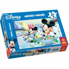 Puzzle Mickey Mouse 60 pcs Trefl
