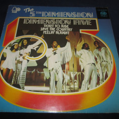 The 5th Dimension ‎– Dimension Five _ vinyl(LP) Germania (soul, funk) - Muzica Pop Altele, VINIL